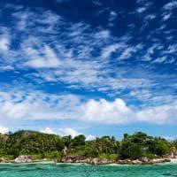 Praia Anse Lazio, Ilhas Seychelles
