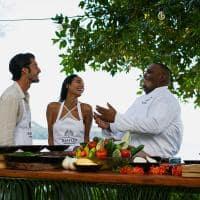 Raffles seychelles aula culinaria