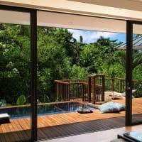 Raffles seychelles garden view villa