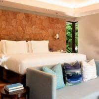 Raffles seychelles interior villa