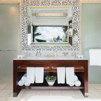 Raffles seychelles villa banheiro