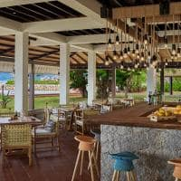 Restaurante Island Cafe, Six Senses Zil Pasyon