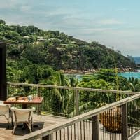 Restaurante ZEZ, Four Seasons Seychelles