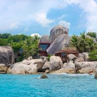 Six Senses Spa no Six Senses Zil Pasyon, Seychelles