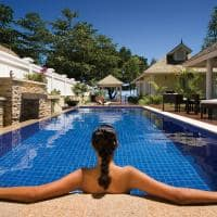 Two Bedroom Double Pool Villa, Banyan Tree Seychelles