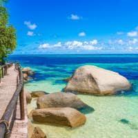 Viagem turismo Ilhas Seychelles