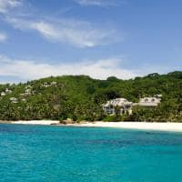 Vista exterior, Banyan Tree Seychelles