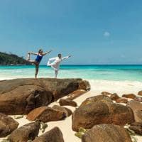 Yoga, Four Seasons Seychelles