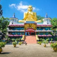 Templo Dambulla, Sri Lanka