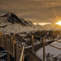 Grindelwald first cliff walk