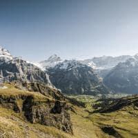 Grindelwald first panorama