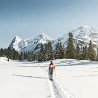 Grindelwald schneeschuhlaufen