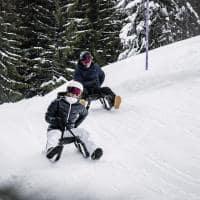 Gstaad atividade neve