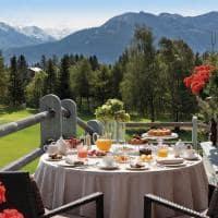 Guarda golf hotel e residences cafe da manha terraco