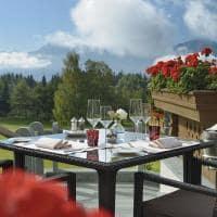 Guarda golf hotel e residences restaurante terraco
