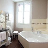 Romantik hotel schweizerhof grindelwald banheiro junior suite