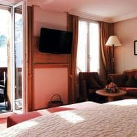 Romantik hotel schweizerhof grindelwald junior suite janela