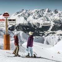 Verbier Skifahren Snowboarden