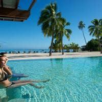bar piscina - InterContinental Resort and Spa Moorea