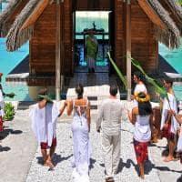 Casamento InterContinental Bora Bora Resort & Thalasso Spa