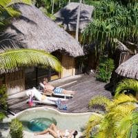 Garden Pool Villa, Bora Bora Pearl Beach Resort