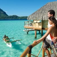 Le bora bora by pearl resorts overwater bungalow