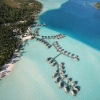 Le bora bora by pearl resorts vista aerea