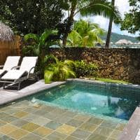 Le tahaa by pearl resorts beach pool villa