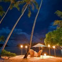 Le tahaa by pearl resorts jantar romantico