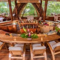Le tahaa by pearl resorts restaurante