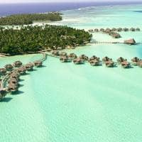 Le tahaa by pearl resorts vista aerea