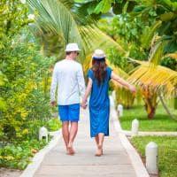 Casal lua de mel Tahiti, Polinésia Francesa