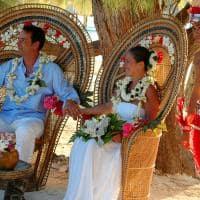 Pacote Tahiti, Casamento Le Meridien Bora Bora