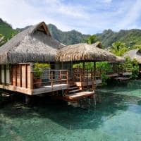 Pacote Tahiti, InterContinental Moorea