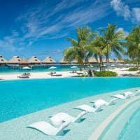 Piscina, Conrad Bora Bora Nui