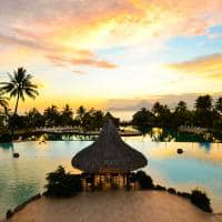 piscina intercontinental resort tahiti