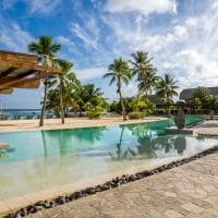 piscina principal - InterContinental Resort and Spa Moorea