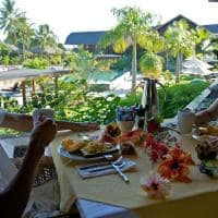 Restaurante Fare Nui, InterContinental Moorea Resort & Spa