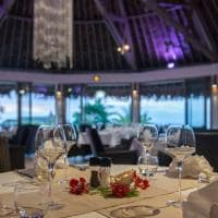 Restaurante The Shell, InterContinental Moorea Resort & Spa