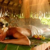 Spa, InterContinental Moorea Resort & Spa