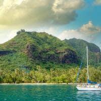 Turismo Ilhas Moorea Polinésia Francesa