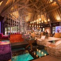 Upa Upa Lounge Bar, Conrad Bora Bora Nui