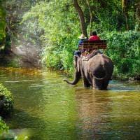Atividades turísticas - Tailândia