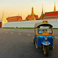 Passeios Tuk Tuk - Tailândia