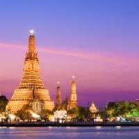 Templo wat arun bangkok tailandia