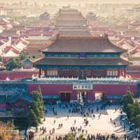 Vista em Beijing - China