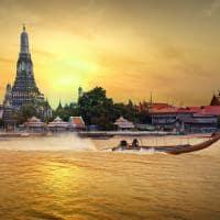 Wat Arun, Tailândia Pontos Turísticos