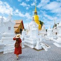 Wat suan dok chiangmai