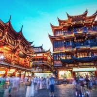 Yuyuan garden - China