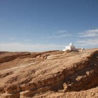 Construção no Saara - Tunísia